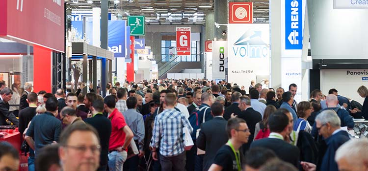 Salon batimat 2017 du 6 au 10 novembre paris acropolis for Salon de villepinte
